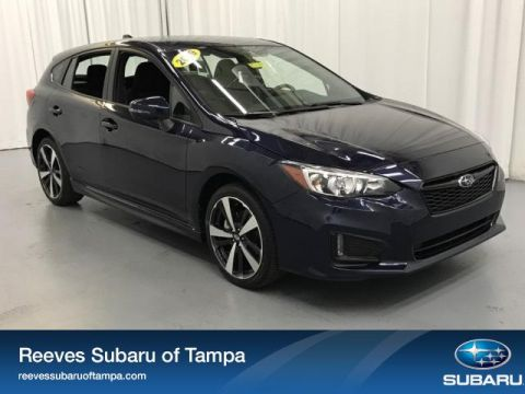 New 2019 Subaru Impreza 2.0i Sport 5-door Manual