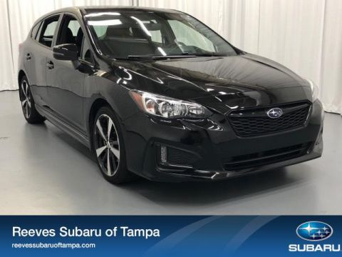 Certified Pre-Owned 2018 Subaru Impreza 2.0i Sport 5-door CVT