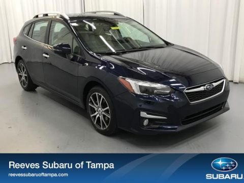New 2019 Subaru Impreza 2.0i Limited 5-door CVT