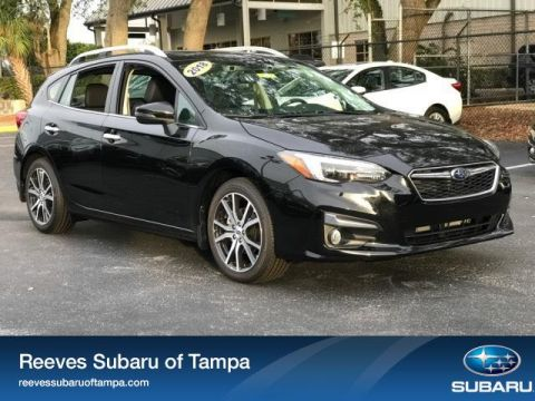 New Subaru Impreza 2.0i Limited 5-door CVT