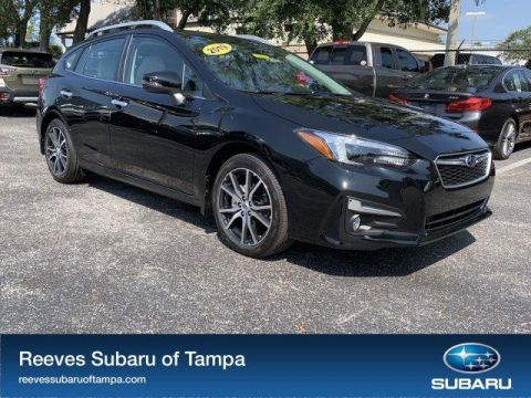 New 2019 Subaru Impreza Limited