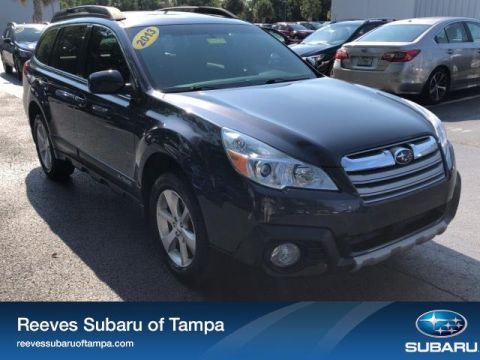 Certified Used Subaru Outback 4dr Wgn H4 Auto 2.5i Limited