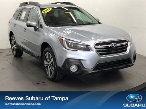 New Subaru Outback 3.6R Limited