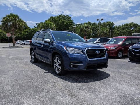 Certified Pre-Owned 2019 Subaru Ascent 2.4T Touring 7-Passenger AWD