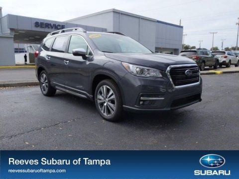 New 2020 Subaru Ascent Touring 7-Passenger With Navigation & AWD