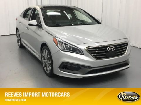 Pre-Owned 2015 Hyundai Sonata 4dr Sdn 2.0T Limited