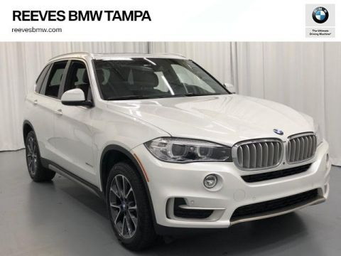 Certified Pre-Owned 2018 BMW X5 sDrive35i Sports Activity Vehicle