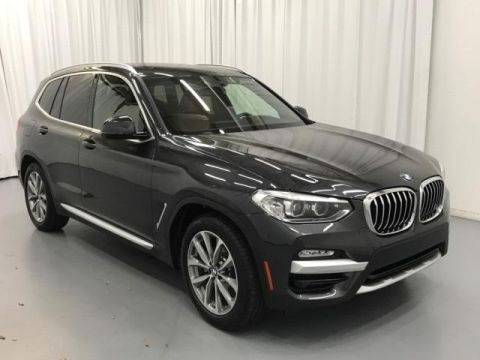 Certified Pre-Owned 2019 BMW X3 sDrive30i Sports Activity Vehicle