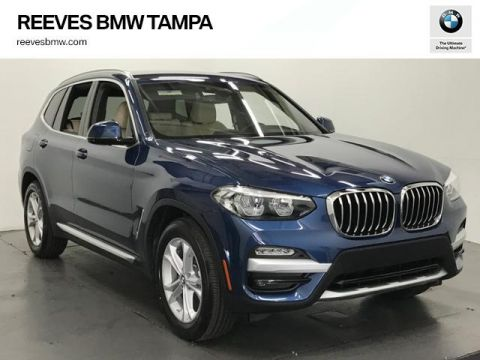 New BMW X3 sDrive30i Sports Activity Vehicle