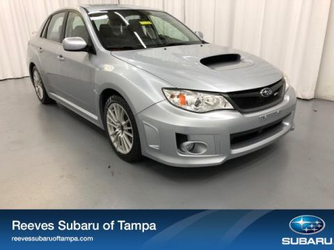 Pre-Owned 2013 Subaru Impreza WRX 4dr Man WRX Limited