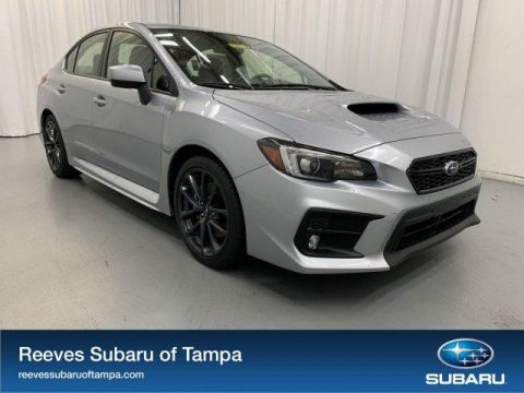 New 2019 Subaru WRX Limited AWD