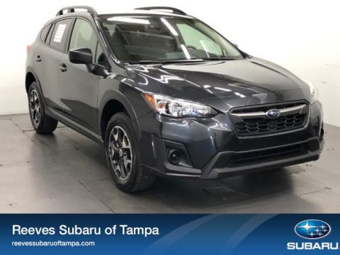 New Subaru Crosstrek 2.0i Manual
