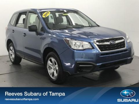New Subaru Forester 2.5i Manual