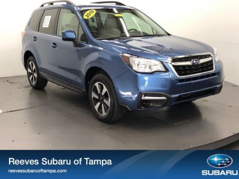 New Subarus For Sale In Tampa Reeves Import Motorcars