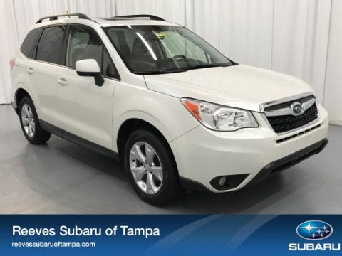Certified Pre-Owned 2014 Subaru Forester 4dr Auto 2.5i Limited PZEV