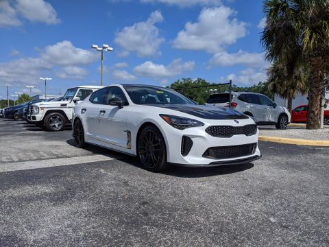 Pre-Owned 2019 Kia Stinger GT2 RWD RWD 4dr Car