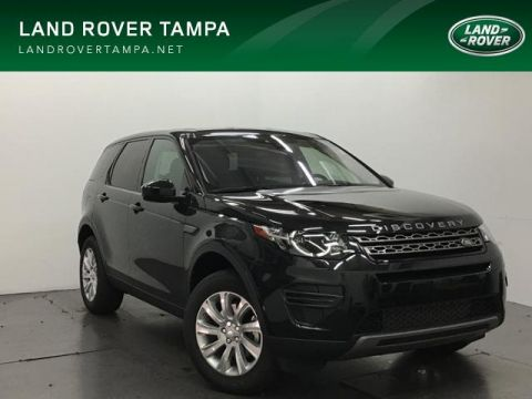New Land Rover Discovery Sport SE 4WD