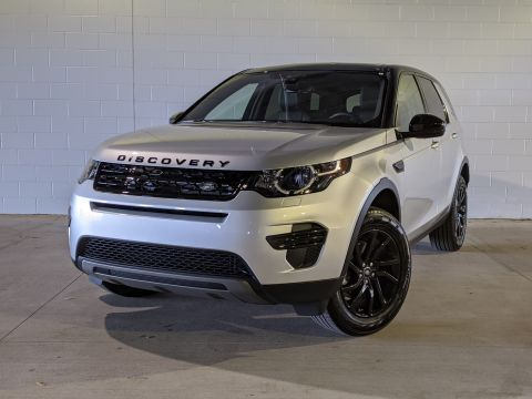Certified Pre-Owned 2019 Land Rover Discovery Sport SE 4WD