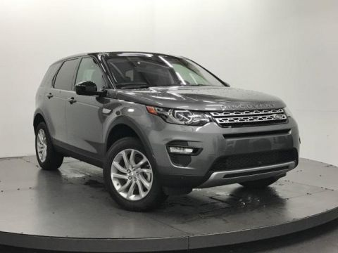New Land Rover Discovery Sport HSE 4WD