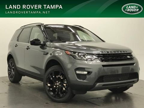 New Land Rover Discovery Sport HSE Luxury 4WD