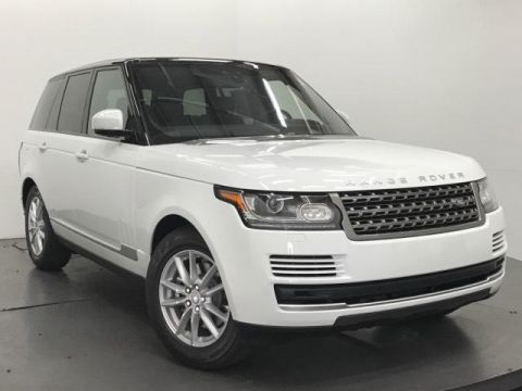 New 2017 Land Rover Range Rover V6 Supercharged SWB 4WD