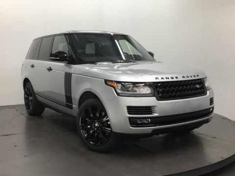 New 2017 Land Rover Range Rover V8 Supercharged SWB 4WD