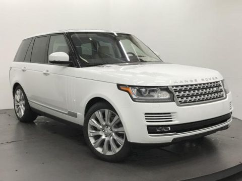 New 2017 Land Rover Range Rover Td6 Diesel HSE SWB 4WD