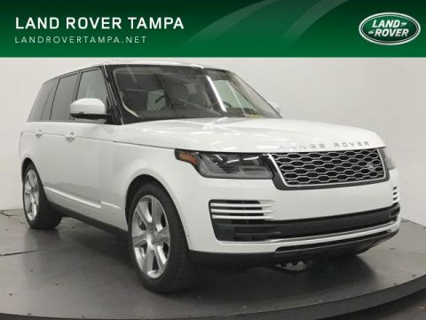 New 2018 Land Rover Range Rover V6 Supercharged HSE SWB 4WD