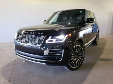 New 2020 Land Rover Range Rover SV Autobiography LWB With Navigation & 4WD