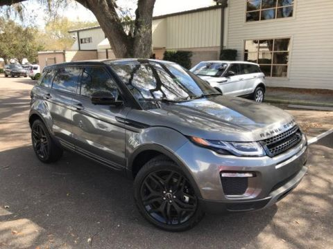 Certified Used Land Rover Range Rover Evoque 5 Door HSE