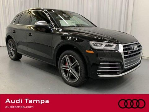 New 2019 Audi SQ5 Premium Plus
