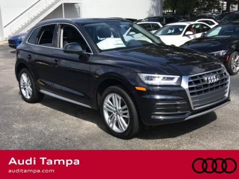 New 2018 Audi Q5 2.0 TFSI Tech Premium Plus