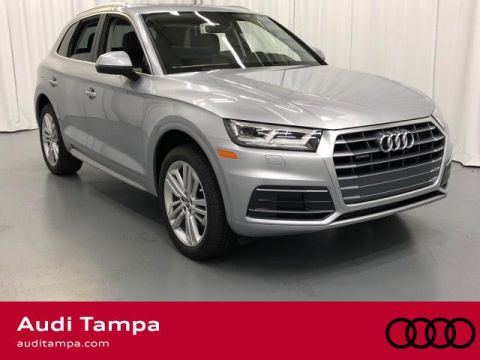 Pre-Owned 2018 Audi Q5 2.0 TFSI Tech Premium Plus