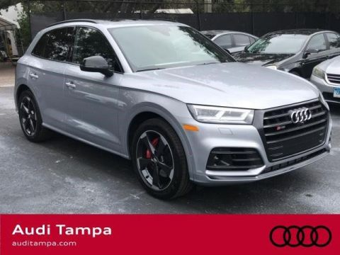 New 2019 Audi SQ5 Prestige