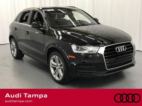 Certified Pre-Owned 2017 Audi Q3 2.0 TFSI Premium Plus FWD