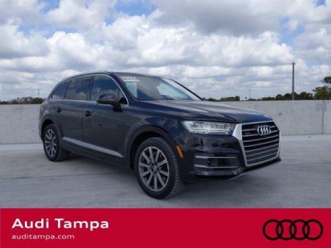 Pre-Owned 2017 Audi Q7 3.0 TFSI Premium Plus