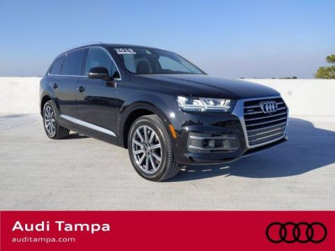 Certified Pre-Owned 2019 Audi Q7 Premium Plus 45 TFSI quattro