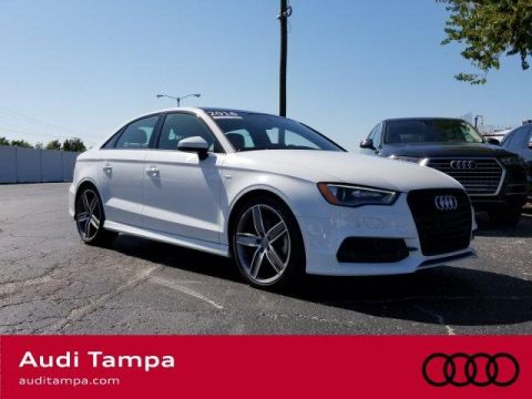 Certified Pre-Owned 2016 Audi A3 Sedan 1.8T Premium