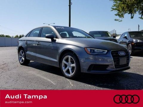 Pre-Owned 2016 Audi A3 Sedan 2.0T Premium