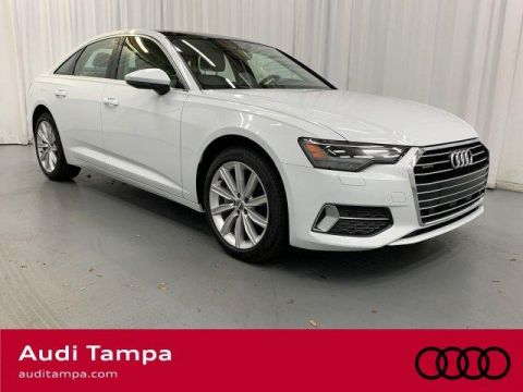 New 2019 Audi A6 Premium 45 TFSI quattro With Navigation & AWD