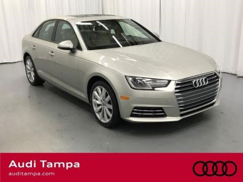 Certified Pre-Owned 2017 Audi A4 Premium