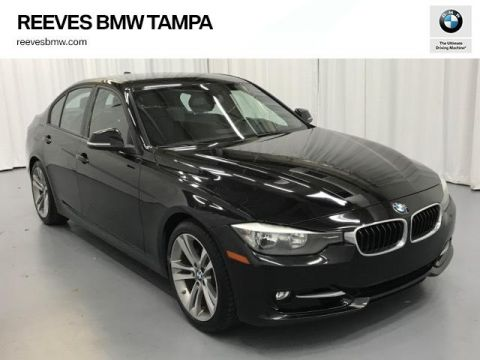 Pre-Owned 2014 BMW 3 Series 4dr Sdn 328i RWD