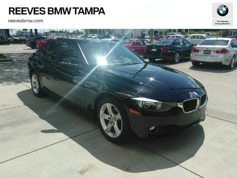 Certified Used BMW 3 Series 4dr Sdn 328i RWD