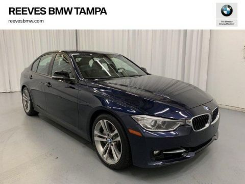 Pre-Owned 2013 BMW 335i 335i