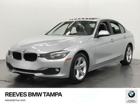 Used BMW 3 Series 4dr Sdn 320i RWD