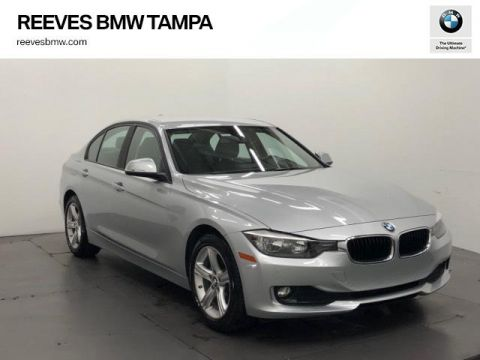 Certified Used BMW 3 Series 4dr Sdn 320i RWD