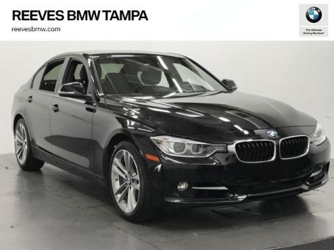 Certified Used BMW 3 Series 4dr Sdn 335i xDrive AWD