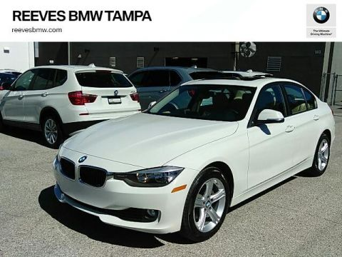 Certified Used BMW 3 Series 4dr Sdn 320i xDrive AWD
