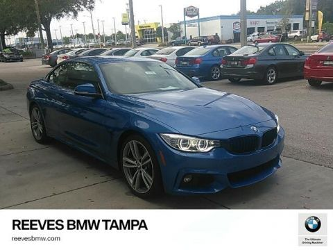 Certified Used BMW 4 Series 2dr Conv 435i RWD