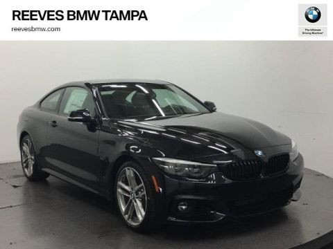 New 2018 Bmw 4 Series 440i Coupe 2dr Car In Tampa 182004 Reeves Import Motorcars
